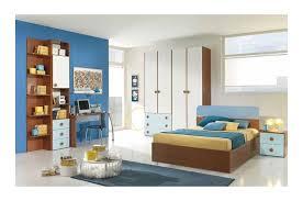 chambre complete enfants chambre à coucher complète enfant avec grand lit modèle adam