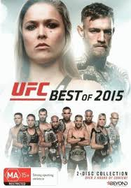ufc best of 2015 year in review dvd 2016 2 disc set ebay