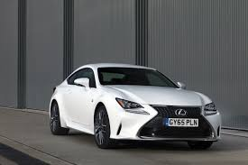 lexus rc f stance classy coupe u0027 lexus rc range independent new review ref 1245 11138