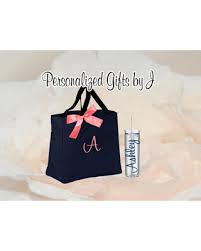 bridesmaid bags find the best deals on 4 totes and tumblers bridesmaid gifts