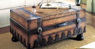 Chest Coffee Table Large Chest Coffee Table Trunk Unique Design Stunning Square