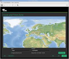 Utc Time Zone Map Deploying Suse Openstack Cloud 7 In A Lab Environment Suse Blog