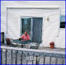 Manual Retractable Awning Patio Awnings Canopies And Tents Blog Archive 20 U2032 Sunsetter