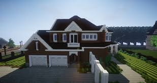 traditional house traditional house victorian suburban style minecraft project