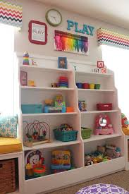 Display Bookcase For Children Kyler U0027s Diy Playroom A Family Affair U2014 My Playroom Playrooms