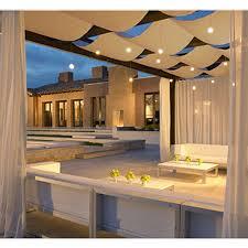 diy decorative pergola shade canopy set of 2