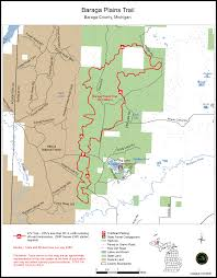 Michigan Traffic Map by Michigan Offroad License Handbook For The Online Offroad Safety Course