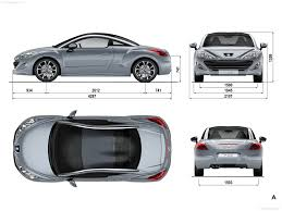 new peugeot sports car peugeot rcz 2011 pictures information u0026 specs