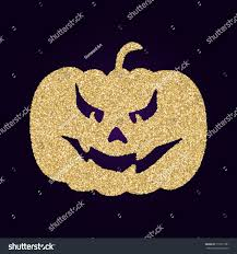 hipster halloween background scary horror face halloween pumpkin gourd stock vector 710317381