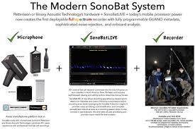 sonobatlive u2013 bat conservation and management inc