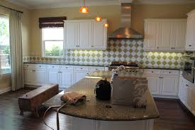 Backsplash For White Kitchens Interesting Kitchen Backsplash Ideas For White Cabinets And Nice