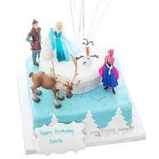 frozen cake luxury cakes brilliant bakers