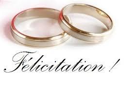 felicitations pour un mariage félicitations aux jeunes mariés de l été