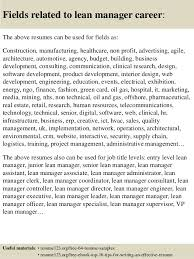 It Project Manager Resume Sample Doc by Qc Manager Resume Pdf Contegri Com