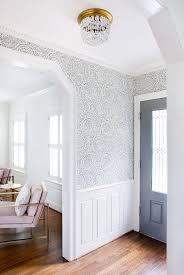 Foyer Wallpaper Ideas Dzqxhcom - Wallpaper for homes decorating