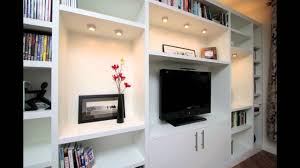 In Wall Bookshelves by Wall Units Glamorous Wall Unit Built In Prefabricated Cabinets