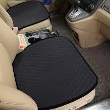 car chair covers universal velvet non slip car seat cover cushion pad mat home