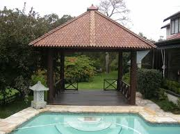 Best Gazebo Images On Pinterest Pergolas Backyard Ideas And - Gazebo designs for backyards