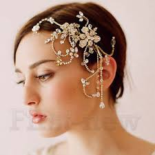 gatsby headband luxury vintage rhinestone bridal headpiece flapper 20s gatsby