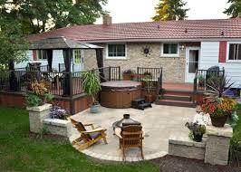 patio ideas backyard patio and pool designs diy outdoor fire pit
