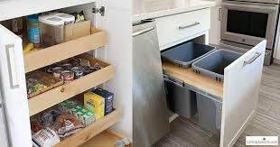 kitchen cabinet storage ideas 10 smart kitchen organization ideas cabinet storage