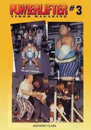 Anthony Clark Bench Press Powerlifter Video Magazine 3 Digital Download Gmv Bodybuilding