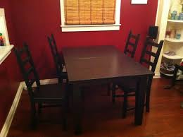 target dining room table bar sets small round pub of including