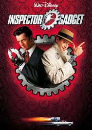 inspector gadget disney movies