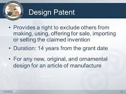 patent protection around the world at the uspto ppt