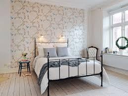 bedrooms modern floral wallpaper living room wallpaper blue
