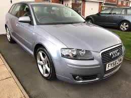 2008 58 audi a3 sportback 2 0 tdi sport low miles only 64k in