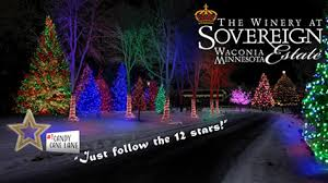 spirit of winter festival of lights in waconia mn near