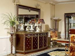 Dining Set With Buffet by Exclusive Dining Set Hermes Classic Dining