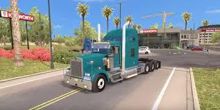 trailer kenworth 2016 kenworth w900 tri drive custom truck by bu5ted american truck
