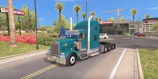 kenworth service truck kenworth w900 tri drive custom truck by bu5ted american truck