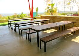 modern outdoor dining table nice decoration modern outdoor dining table peachy design outdoor