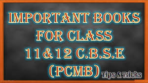 important books for class 11 u0026 12 c b s e pcmb youtube