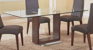 Dining Room  Uncommon Glass Top Dining Table Designs With Price - Glass top dining table adelaide