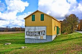 The Barn In Lake Alfred Koehler Beer Barn Tom The Backroads Traveller
