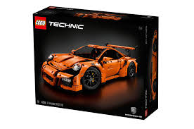 vauxhall lego build your dream lego introduces porsche 911 gt3 rs replica photo
