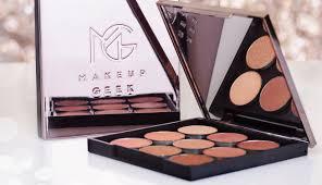 makeup geek makeup palettes makeup kits makeup geek