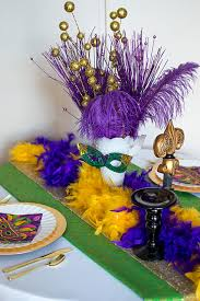 mardi gras centerpieces mardi gras centerpiece enjoius