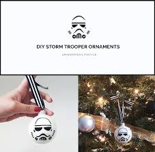 diy trooper ornaments mel dallas lifestyle design and