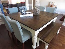 table et banc de cuisine table de cuisine avec banc photo inspiration chaises depareillees