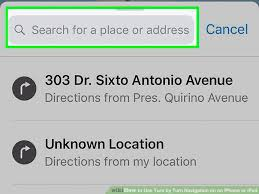 print driving directions from iphone how to use turn by turn navigation on an iphone or ipad 8 steps