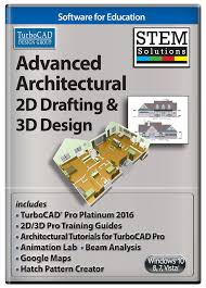 stem solutions advanced architectural 2d drafting and 3d design