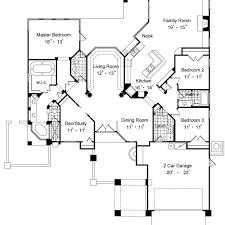 floor house plan single story house plans in sturdy ideas single story house