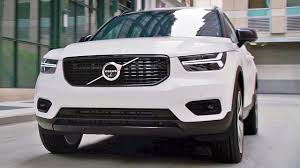 brand new volvo 2018 volvo xc40 interior exterior and drive all new volvo xc40