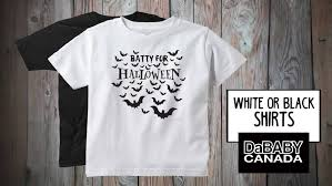 Batty For Halloween Shirt Halloween Toddler T Shirt Bat