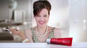 colgate commercial actress colgate optic white tv commercial accessories ispot tv